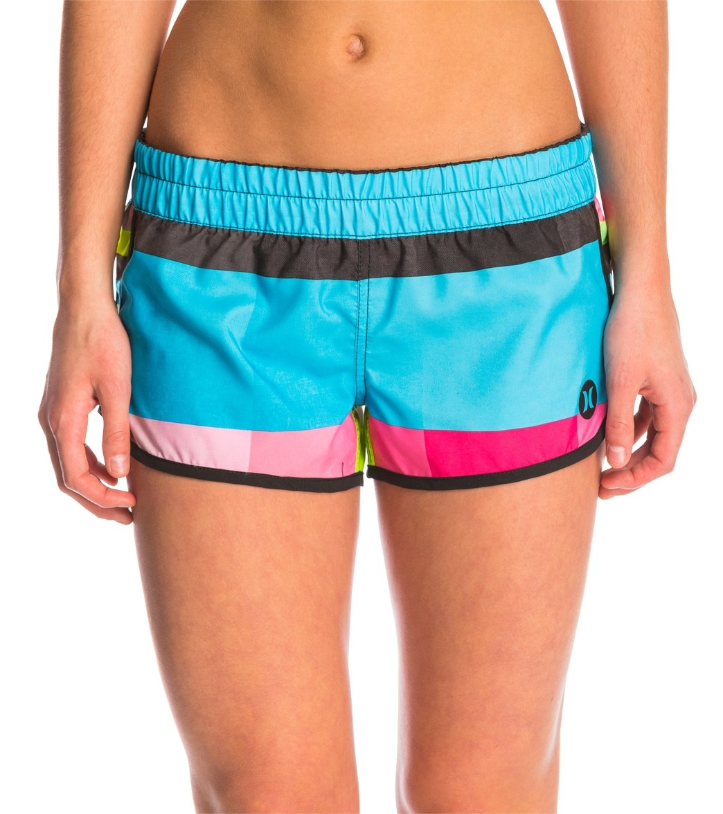 Hurley Women s Supersuede Printed 2.5