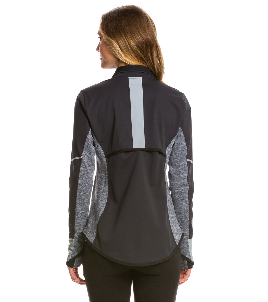 29d2393350dc0 New Balance Women's Windblocker Jacket at SwimOutlet.com - Free Shipping