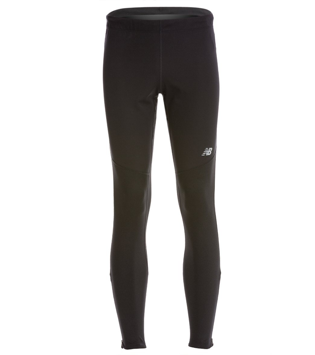 22ae5e9fe3c0f New Balance Men's Windblocker Tight at SwimOutlet.com - Free Shipping