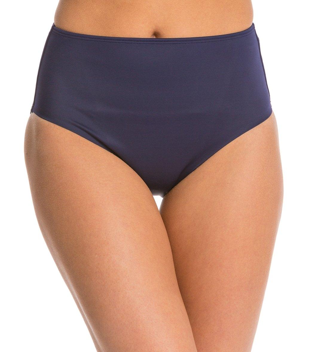 405facf368 Spanx Mid-Waisted Bikini Bottom