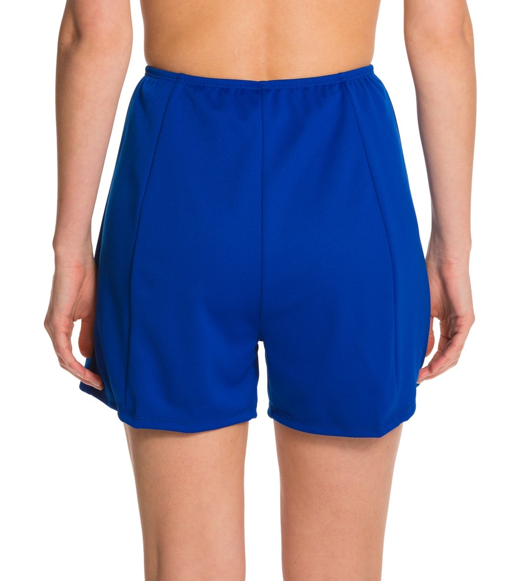 3a7caea9c8 Tuffy Chlorine Resistant Polyester Swim Short at SwimOutlet.com