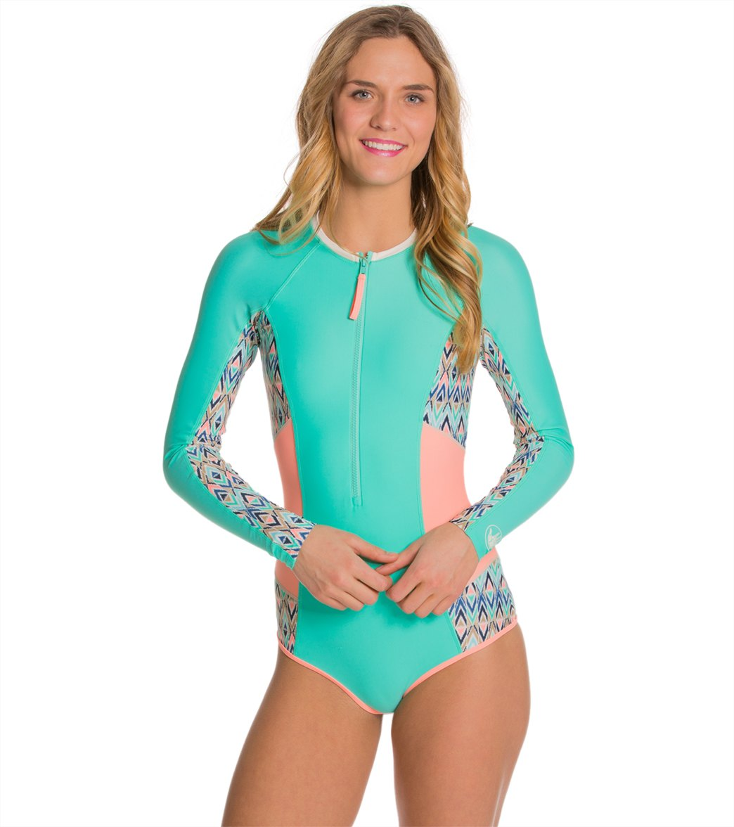 bf42f45ab0 Body Glove Breathe Tarahiki L S Paddle Suit at SwimOutlet.com - Free ...