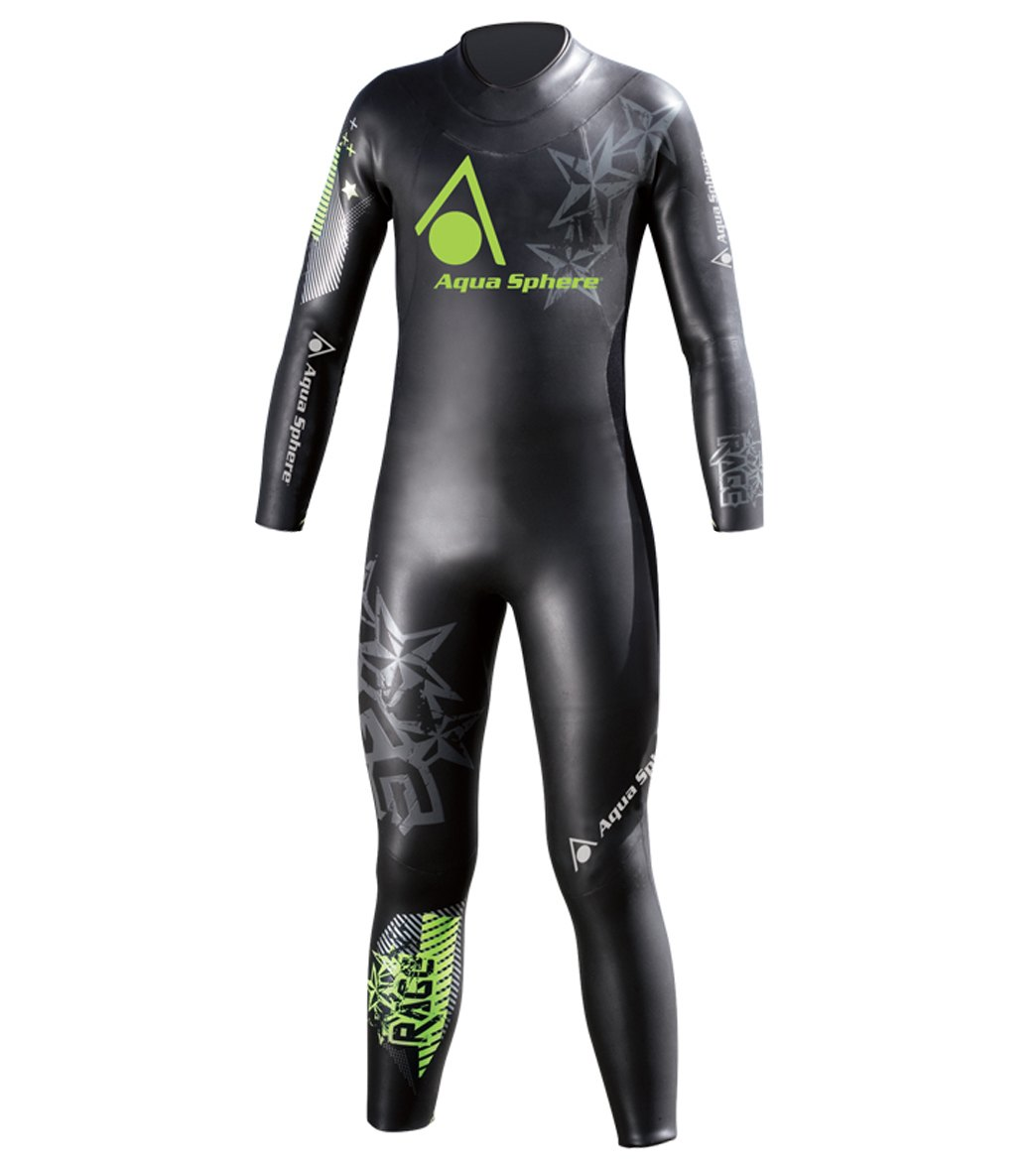1142cb98b2 Aqua Sphere Youth Rage Wetsuit at SwimOutlet.com - Free Shipping