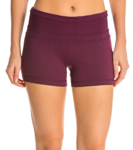 Prana Women's Olympia Yoga Shorts At YogaOutlet.com