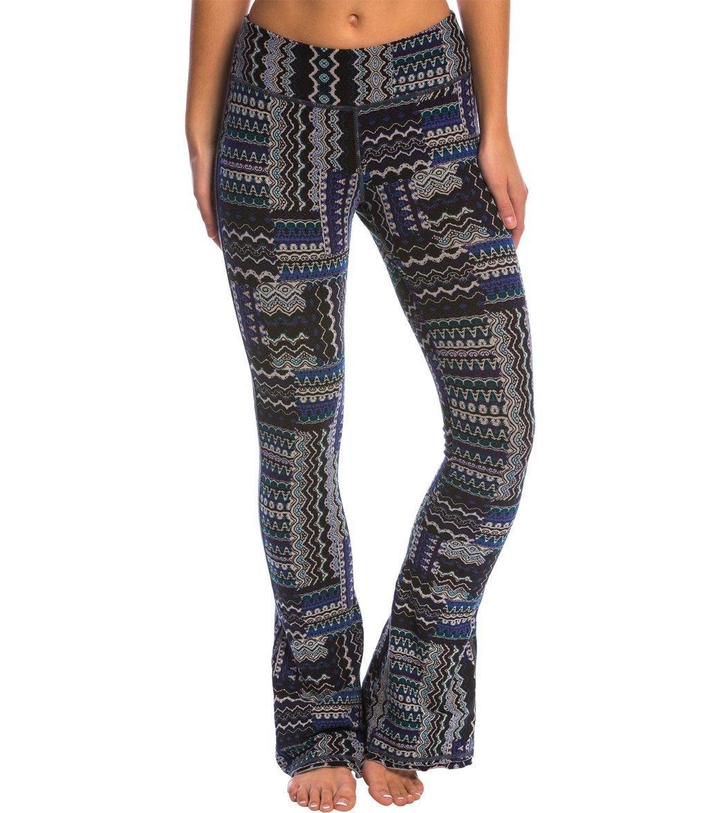 Prana Juniper Hemp Yoga Pants At SwimOutlet.com