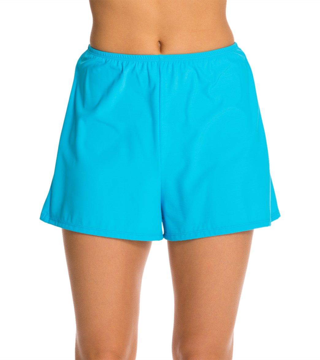Topanga Solid Swim Short
