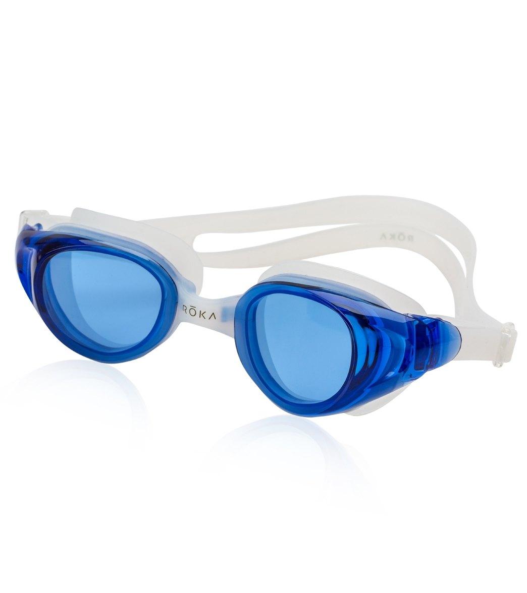 effe2061380 ROKA Sports X1 Oversize Goggles at SwimOutlet.com