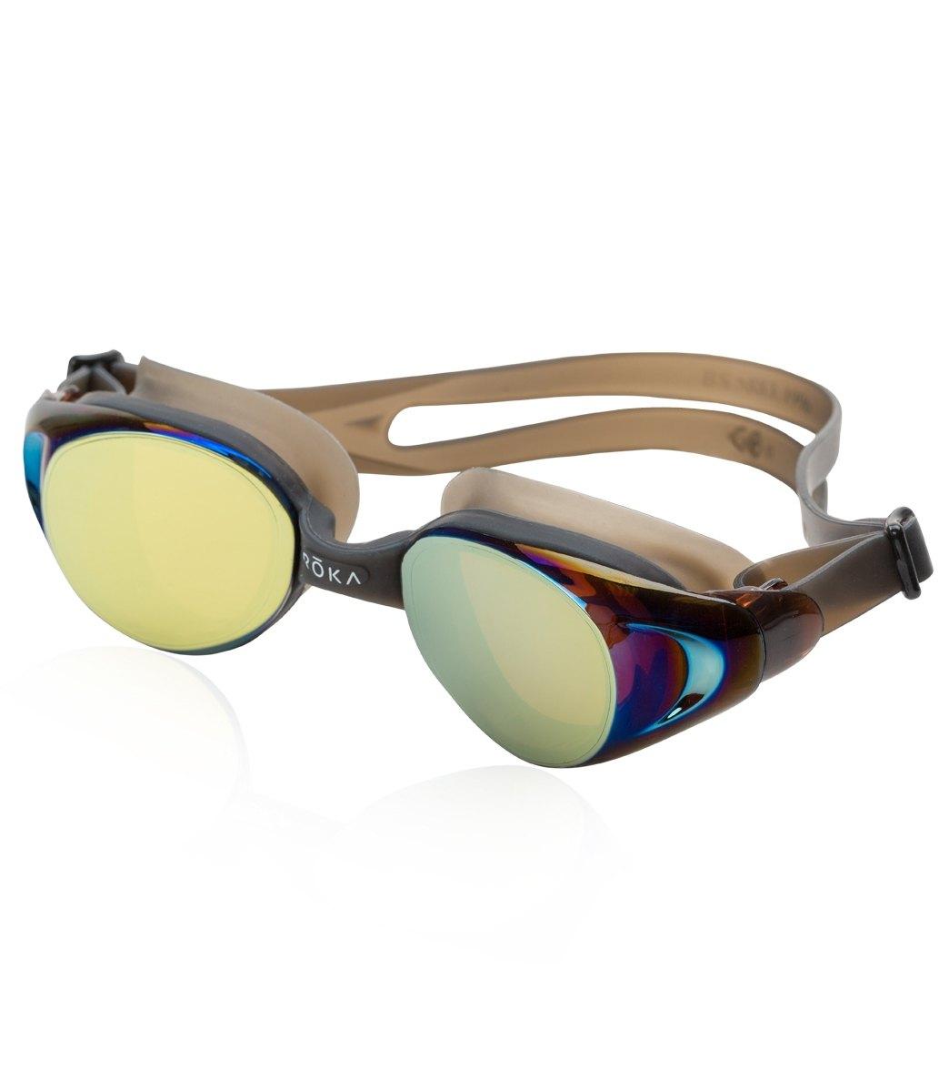 1c323f69206 ROKA Sports X1 Oversize Mirror Goggles at SwimOutlet.com