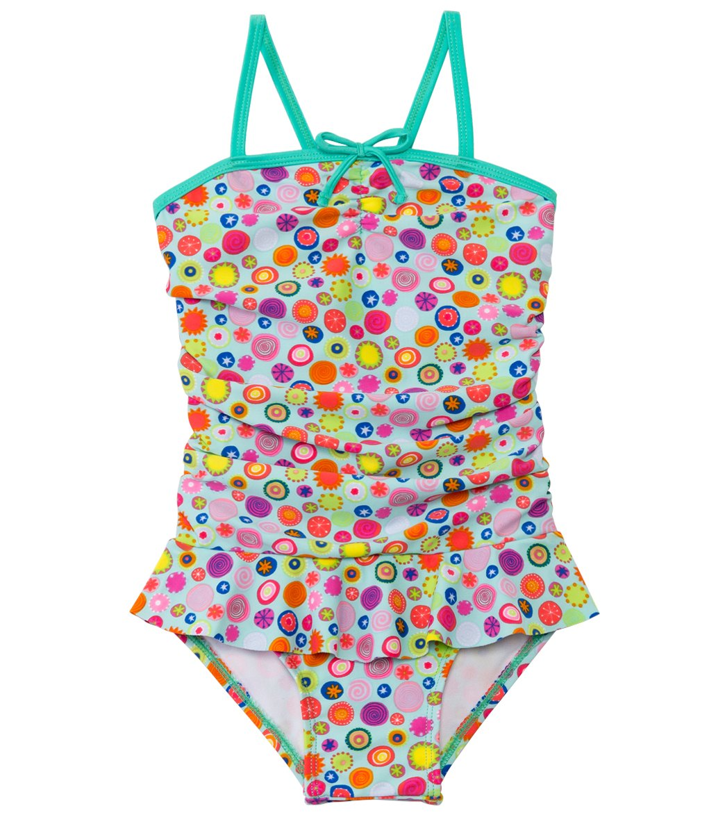 fbe6f92deab6b ... SnapMe Girls' Claire Doodle Ruffle One Piece (12mos-6yrs). Share