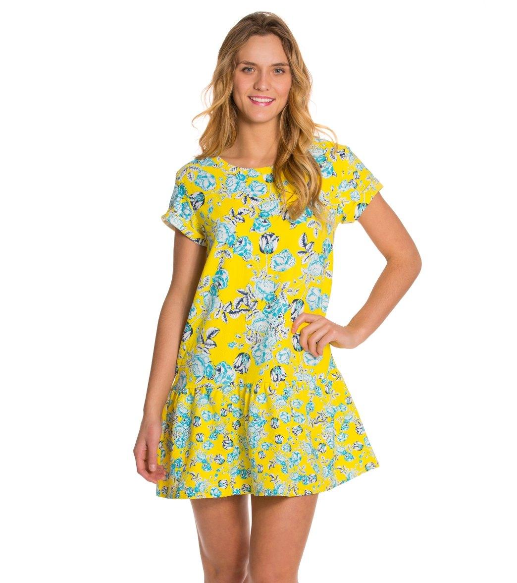 ca1753fb6ed2 MINKPINK Citrus Floral Dress at SwimOutlet.com - Free Shipping