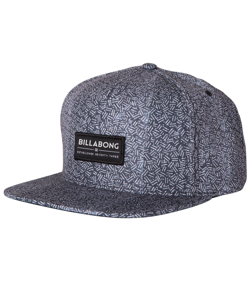 Billabong Men s Rider Hat at SwimOutlet.com 3443bfad380b