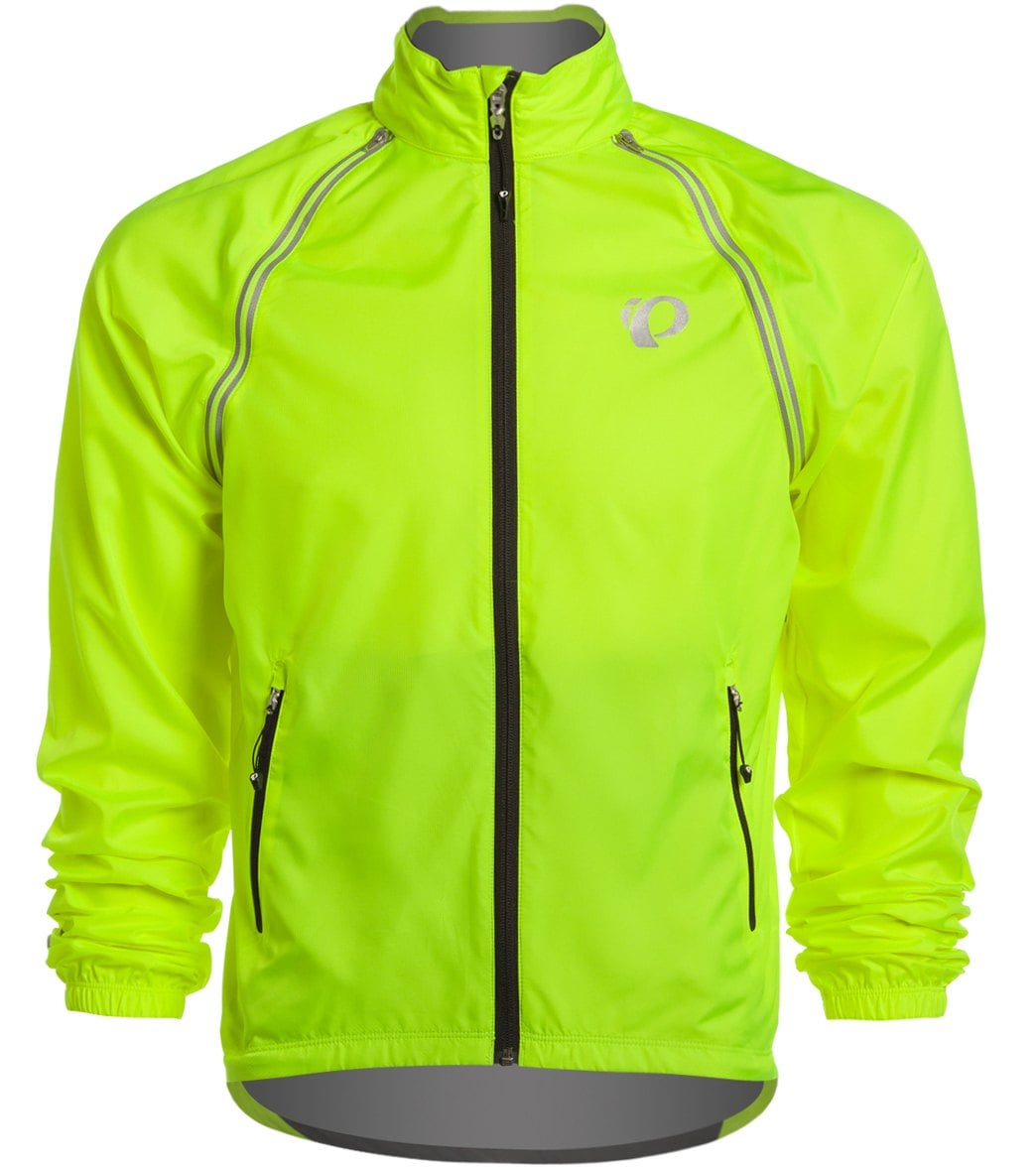7c2bd16e0 Pearl Izumi Men s Elite Barrier Convertible Jacket at SwimOutlet.com - Free  Shipping