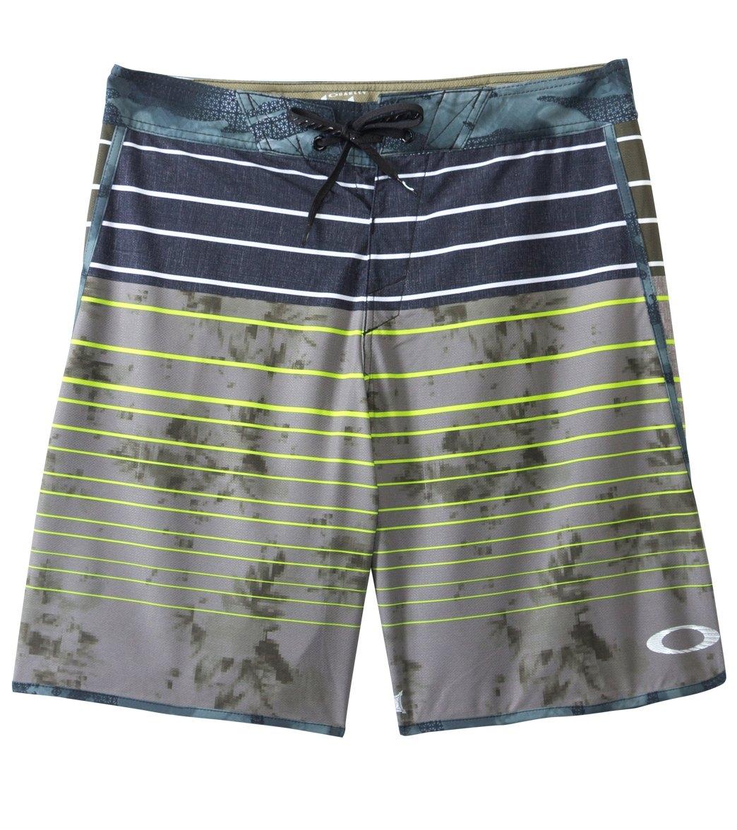 5069cdb112c395 Oakley Men's Blade Straight-Edge Boardshorts at SwimOutlet.com - Free  Shipping