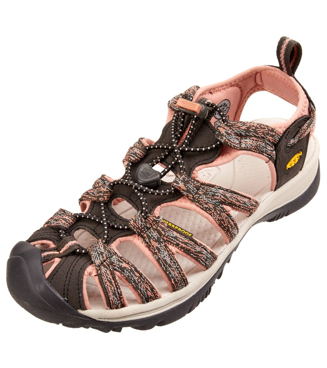 00002dea3240 Keen Women s Whisper Water Shoes at SwimOutlet.com - Free Shipping