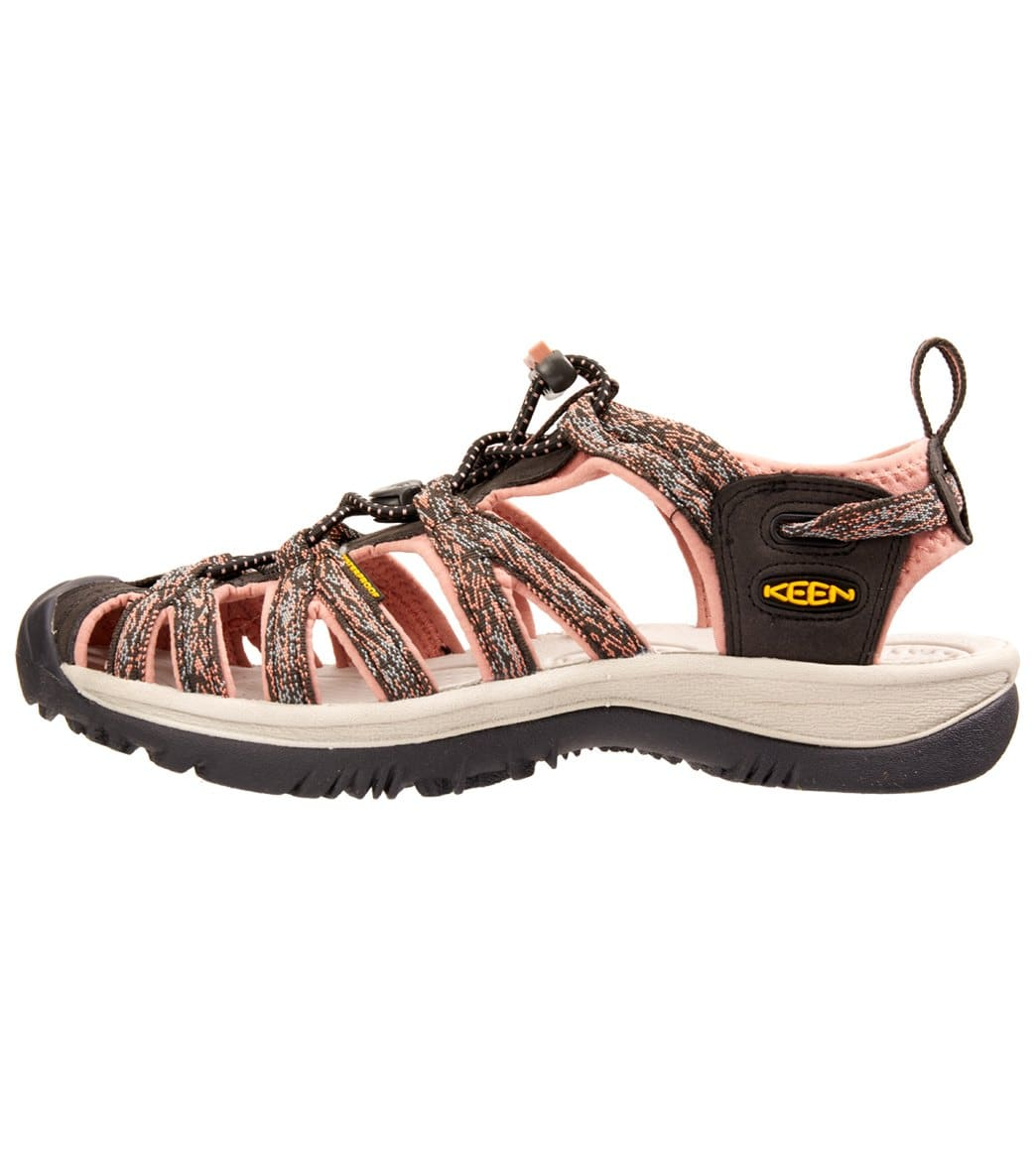19d328557d7 Keen Women s Whisper Water Shoes at SwimOutlet.com - Free Shipping