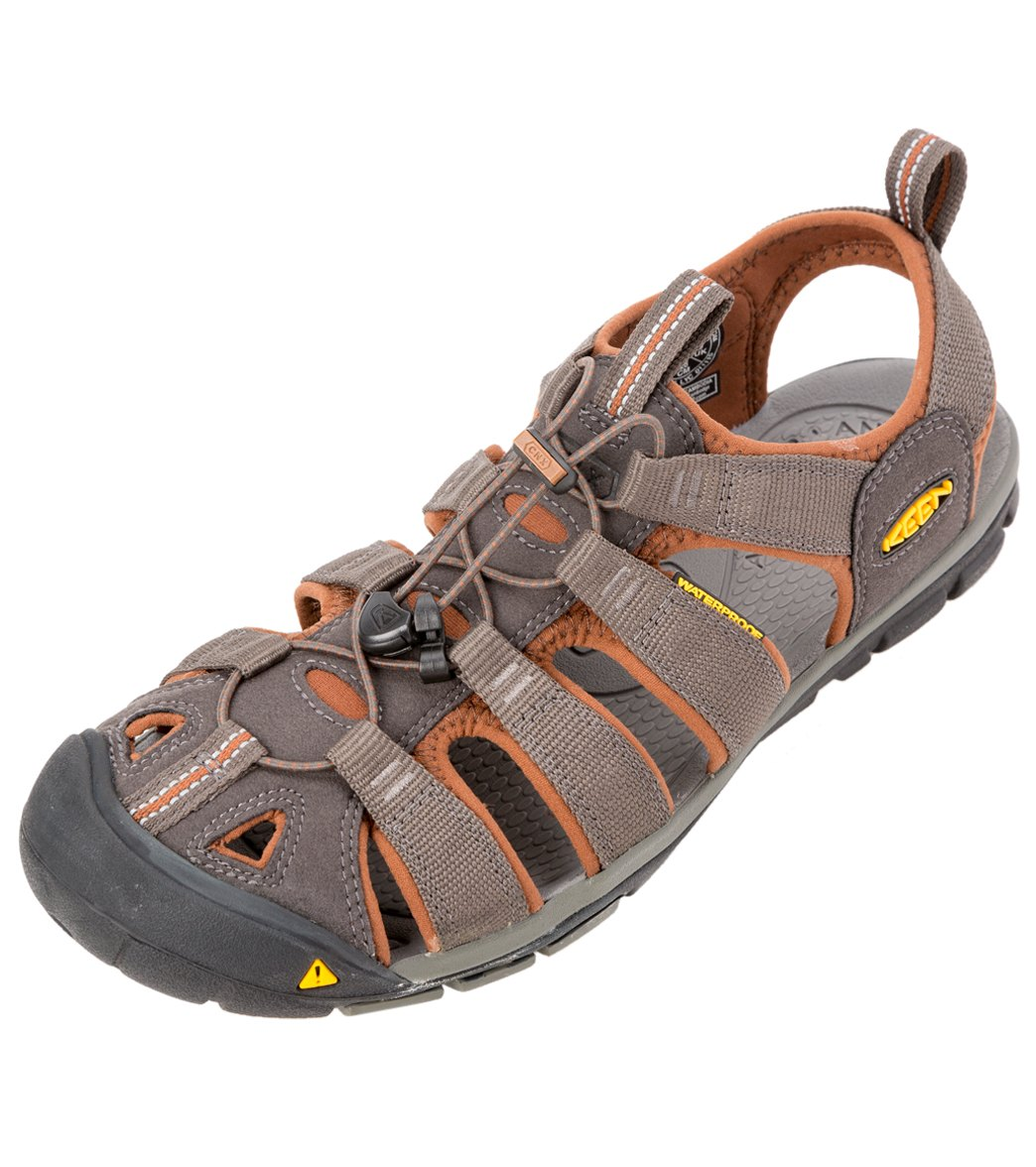 6309aaaf7da9 Keen Men s Clearwater CNX Water Shoes at SwimOutlet.com - Free Shipping