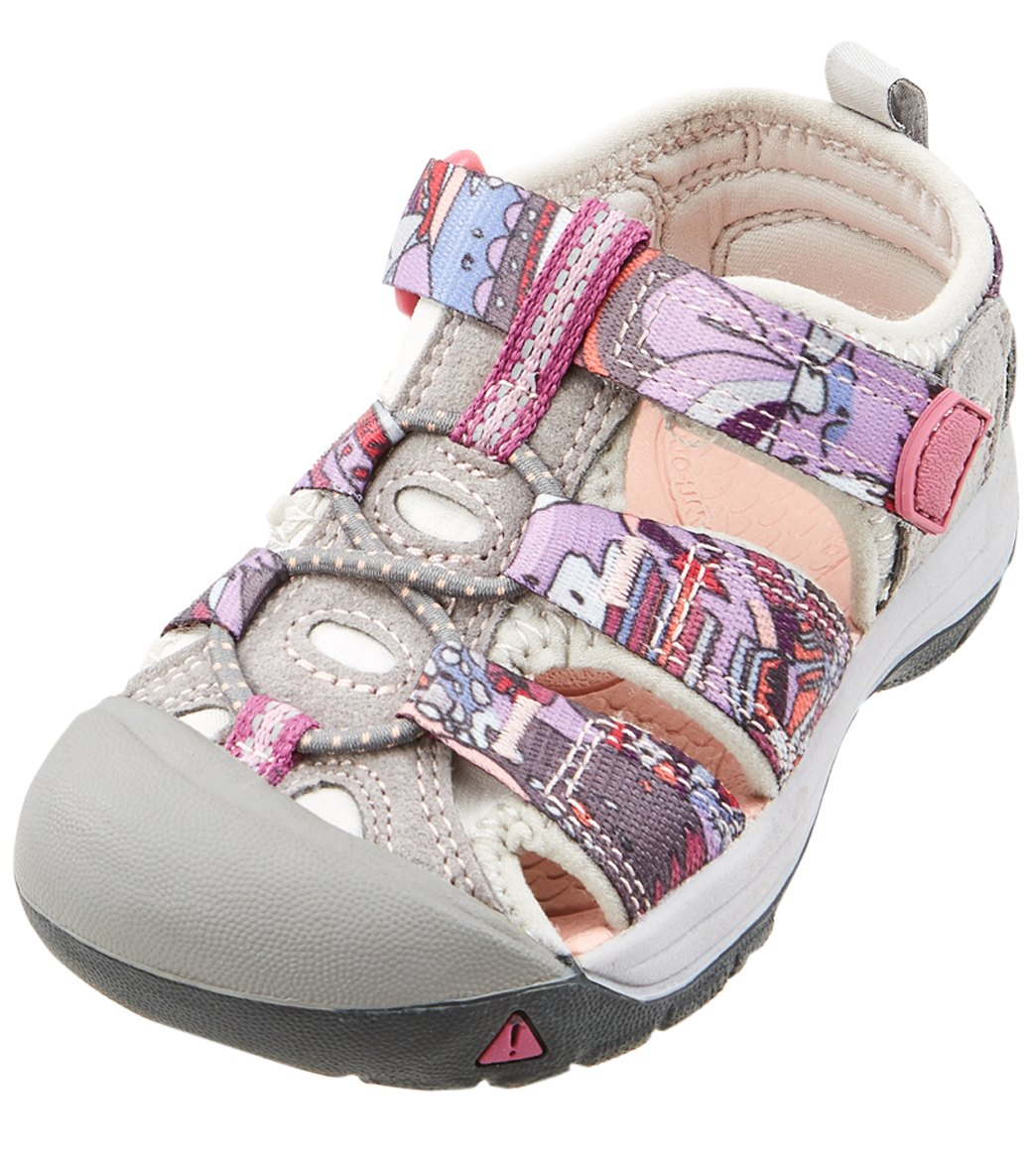 save off 5c56c 1e0e2 Keen Toddler's Newport H2 Water Shoes