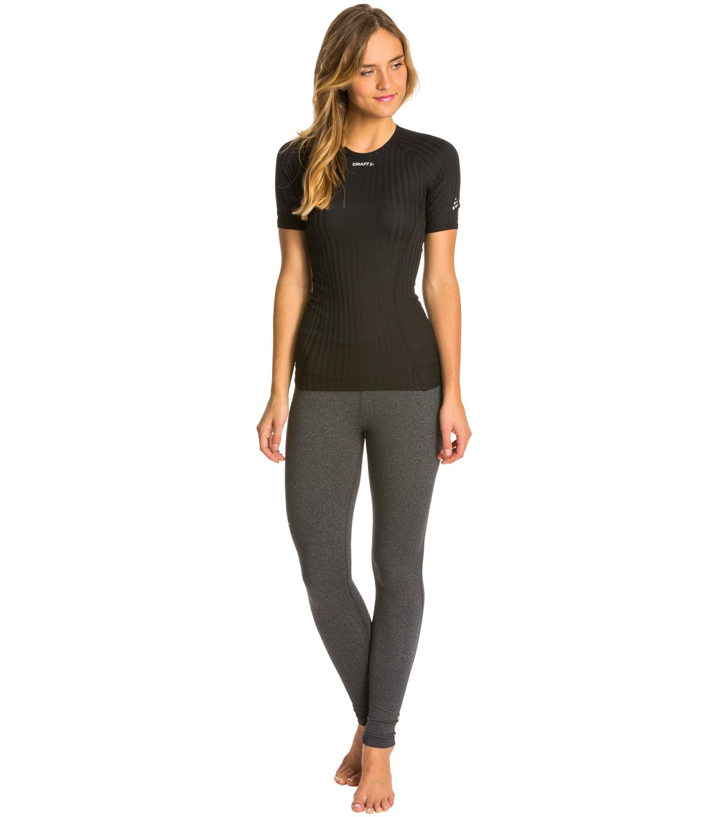 f9fc42d48b1ba Craft Women s Active Extreme CN Short Sleeve Baselayer at SwimOutlet ...