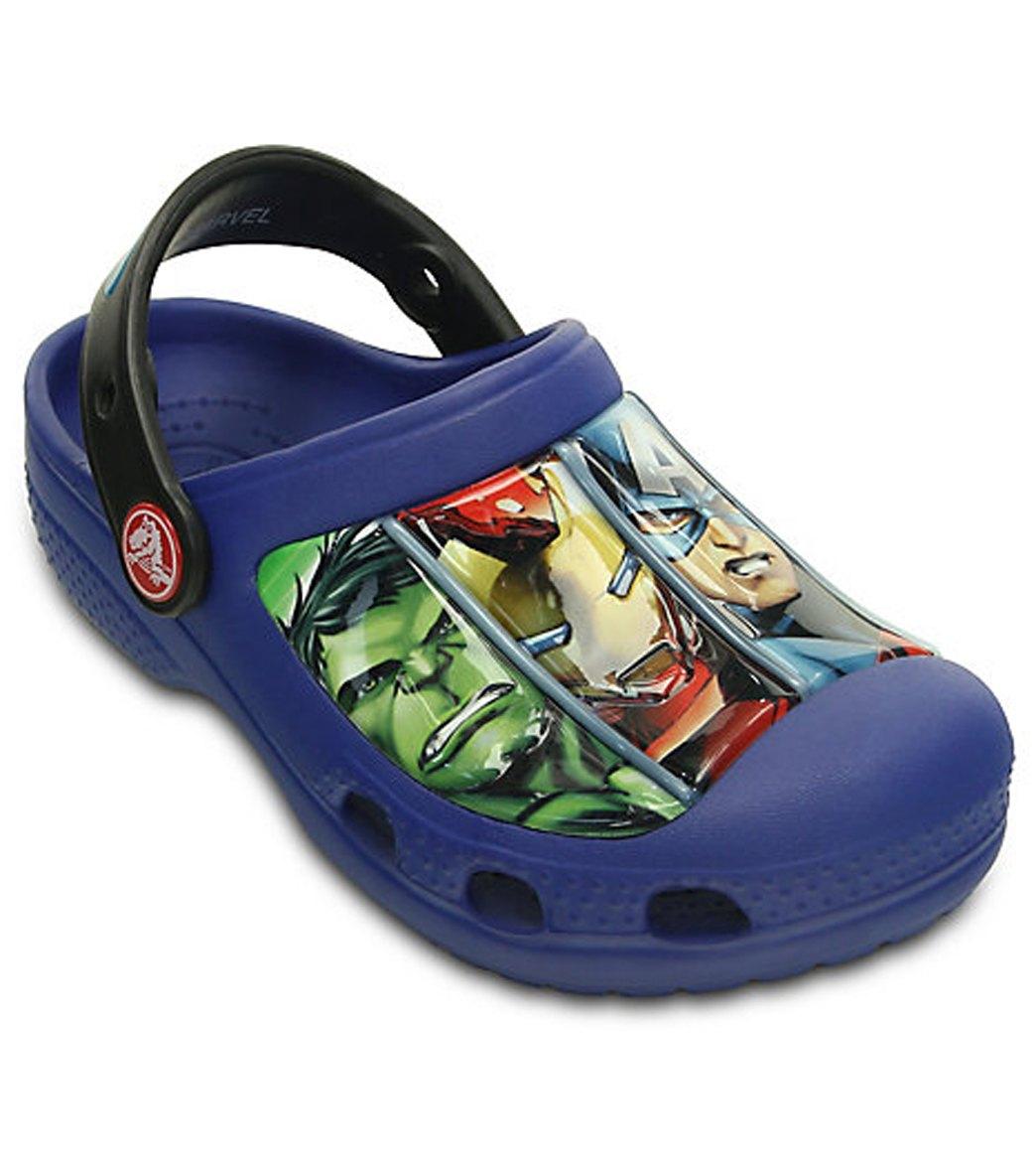 035ab8cef563f Crocs Kids' Marvel Avengers III Clog (Toddler/ Little Kid/ Big Kid) at ...