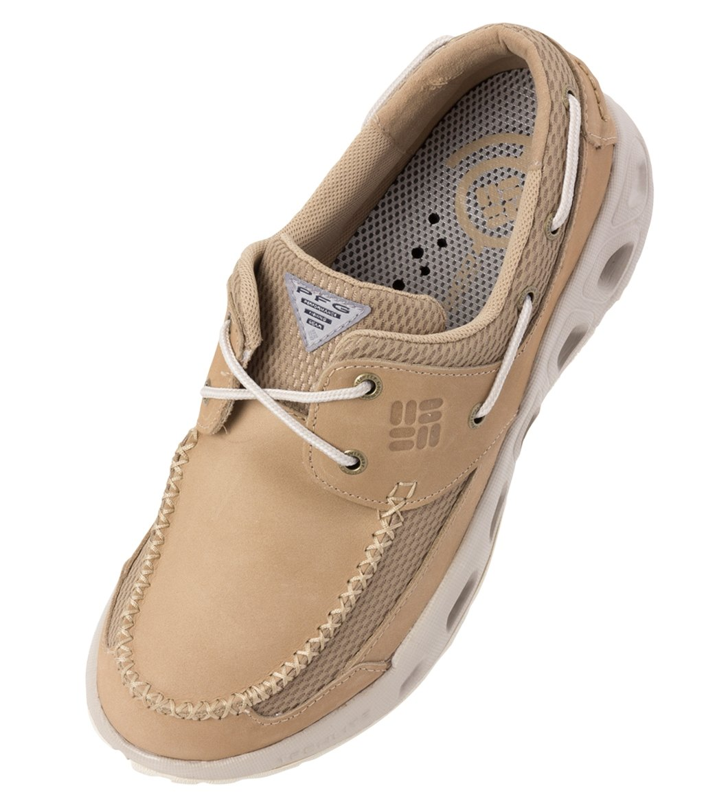 10dfeabe3210 Columbia Men s Boatdrainer II PFG Water Shoes
