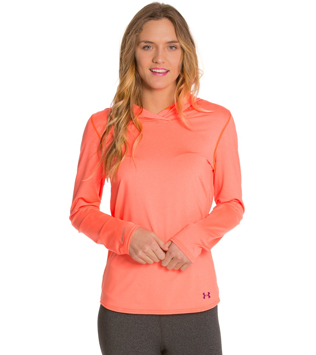 51afe0ba24 Under Armour Women's Iso-Chill Dayz Hoody
