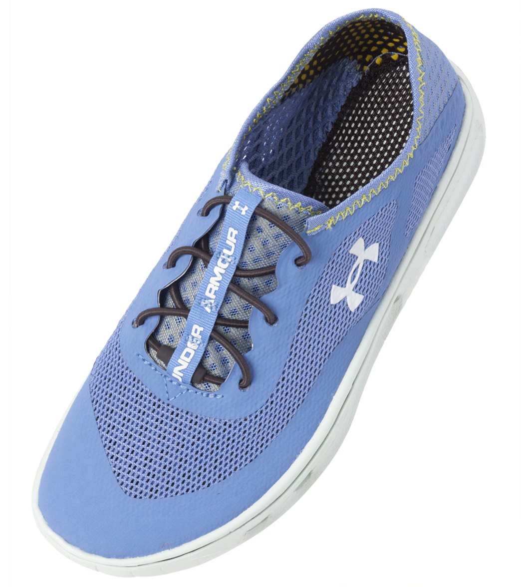 7fe2f4260f64 Under Armour Women s Hydro Deck Water Shoes at SwimOutlet.com ...