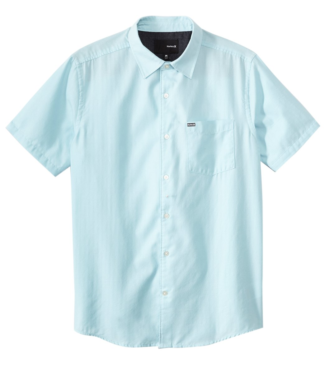 75395a4506 Hurley Men's One & Only 2.0 Short Sleeve Shirt