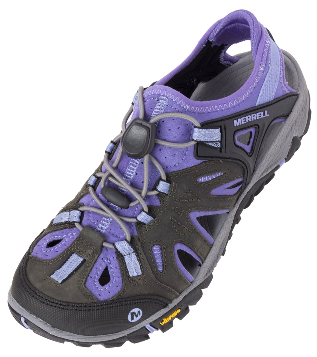 13568a7bc6f Merrell Women s All Out Blaze Sieve Water Shoes at SwimOutlet.com - Free  Shipping