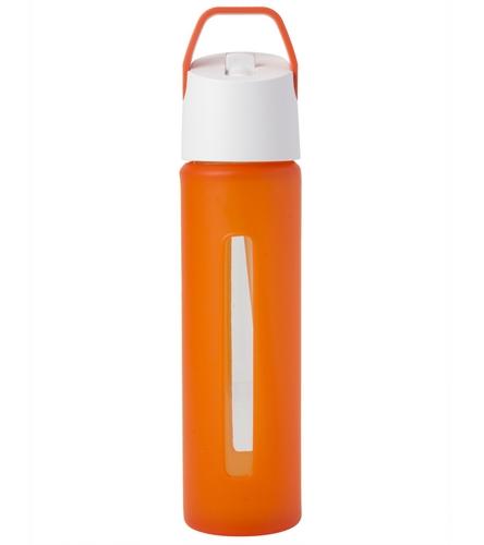 Takeya Modern Flip Straw Glass Water Bottle 18oz At