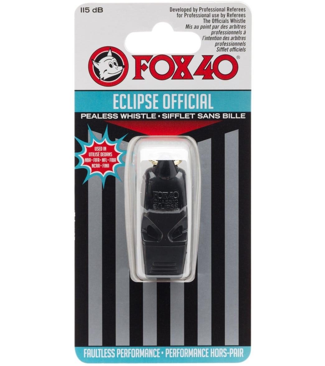 feeb2564f975 Fox 40 Classic Eclipse Lifeguard Whistle at SwimOutlet.com