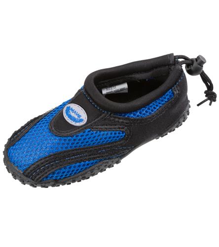 Girls Water Shoes Dark Blue Sz 6