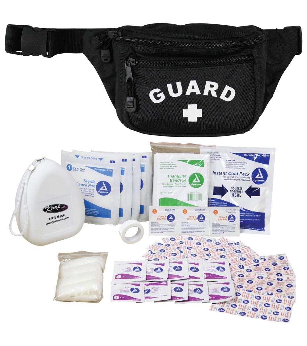 Kemp Lifeguard Fanny Pack Lifeguard Pack Hip Pack