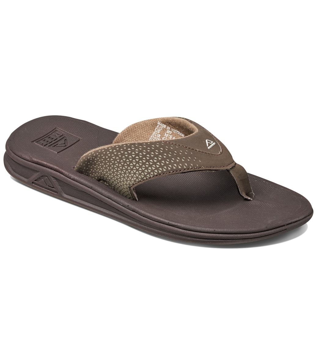 261c544e59b5 Reef Men s Rover Flip Flop at SwimOutlet.com