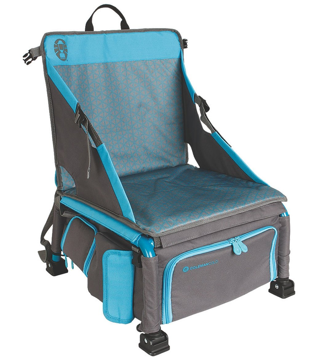 beach chairs on sale Coleman Treklite Coolerpack Beach Chair at SwimOutlet.  Free  beach chairs on sale