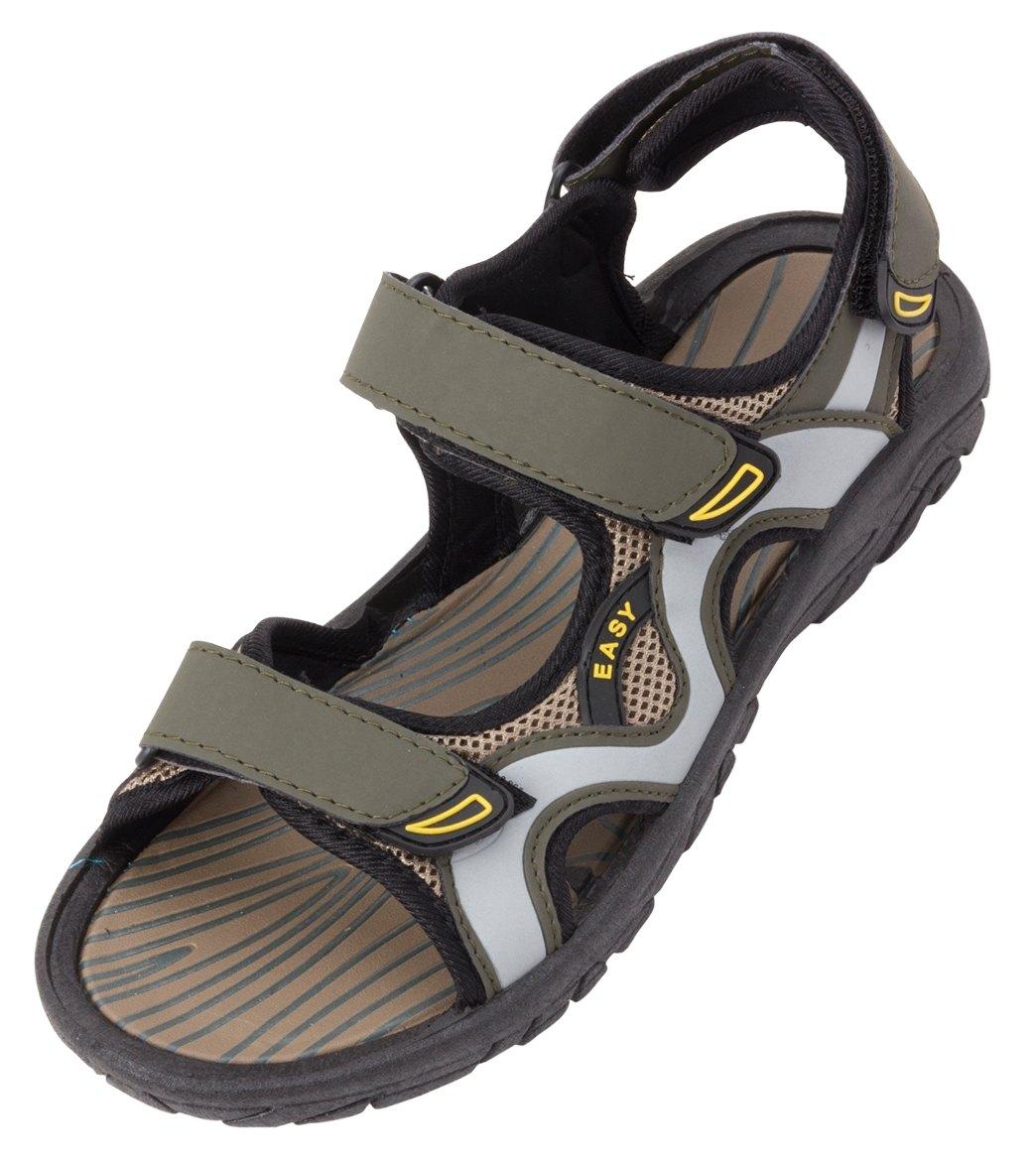 3ce0b9026446 Easy USA Men s Sport Sandal at SwimOutlet.com
