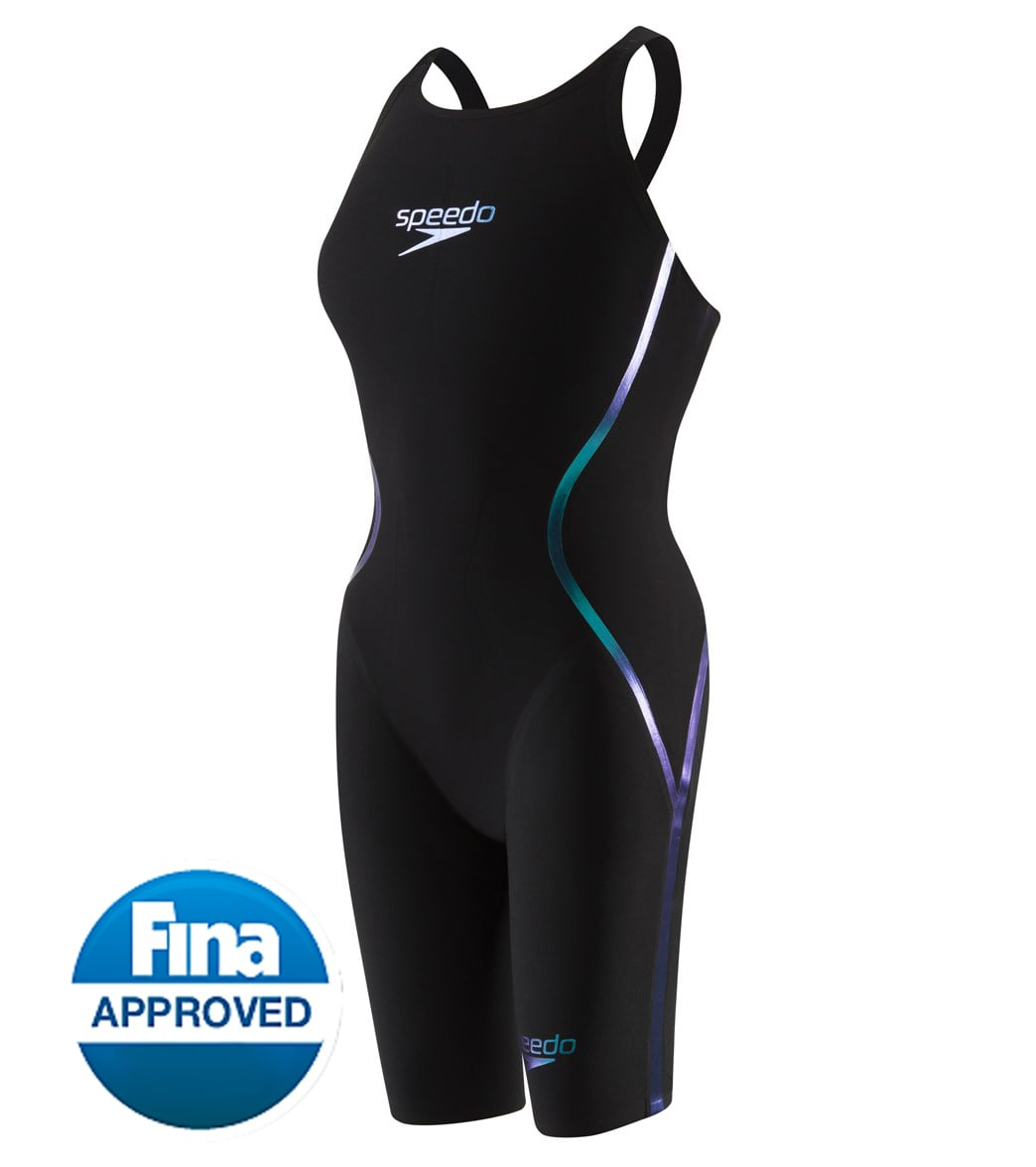 24112e2a40 Speedo Women s LZR Racer X Closed Back Kneeskin Tech Suit Swimsuit at  SwimOutlet.com - Free Shipping