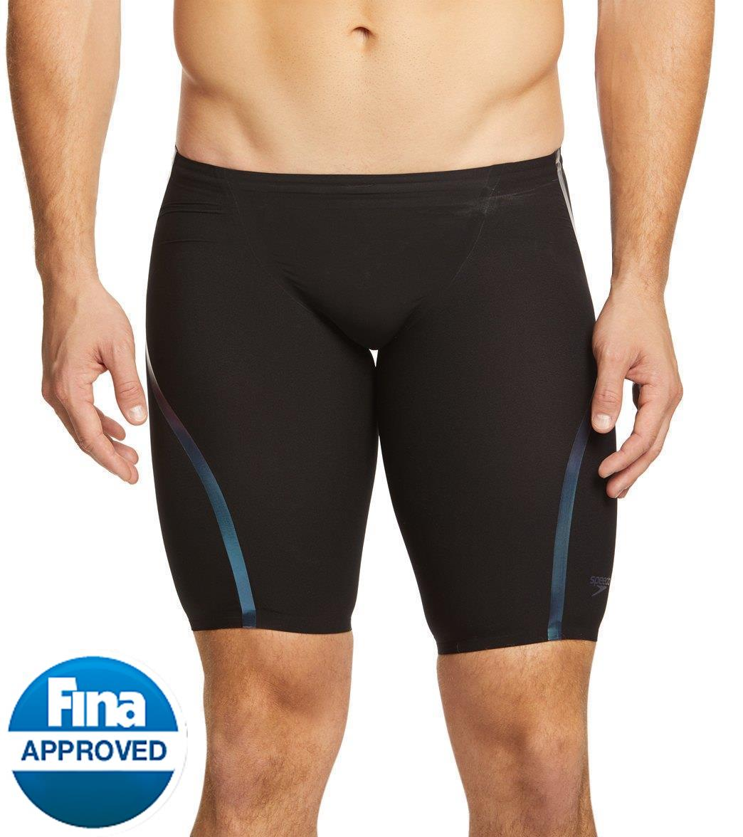 8f3fa5f935 Speedo Men's LZR Racer X Jammer Tech Suit Swimsuit at SwimOutlet.com - Free  Shipping