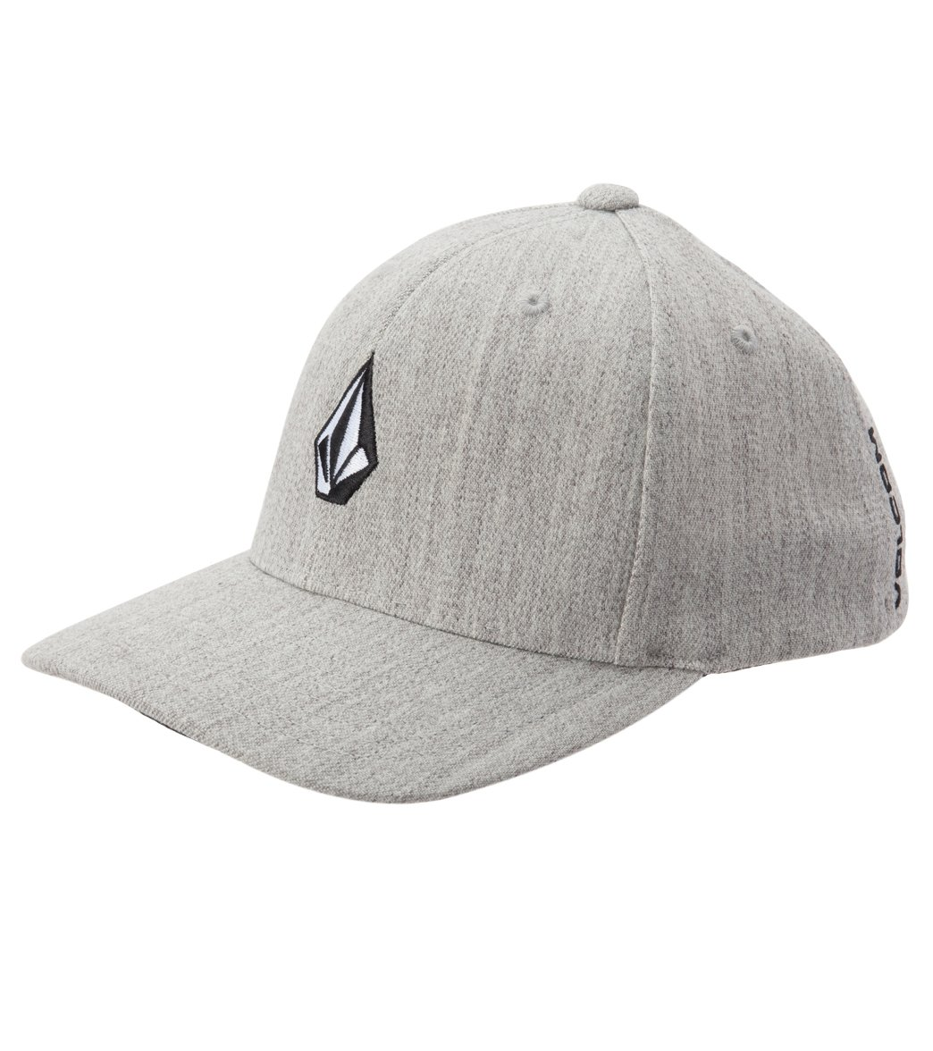 12d0c612db1b2 Volcom Boys  Full Stone Heather X Fit Cap (Little Youth) at SwimOutlet ...