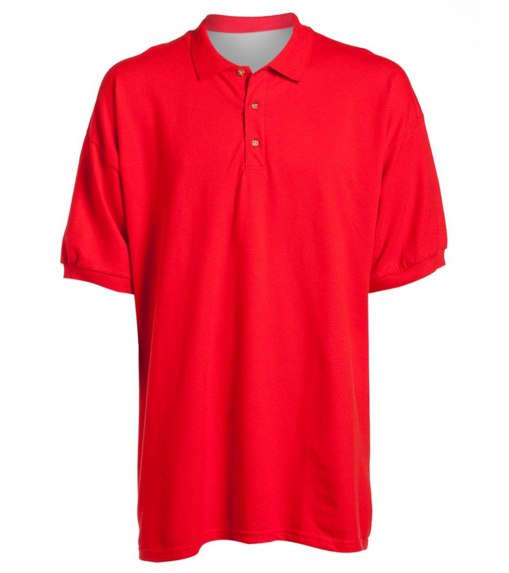 Swimoutlet Custom Mens Ultra Cotton Polo Shirt At Swimoutlet