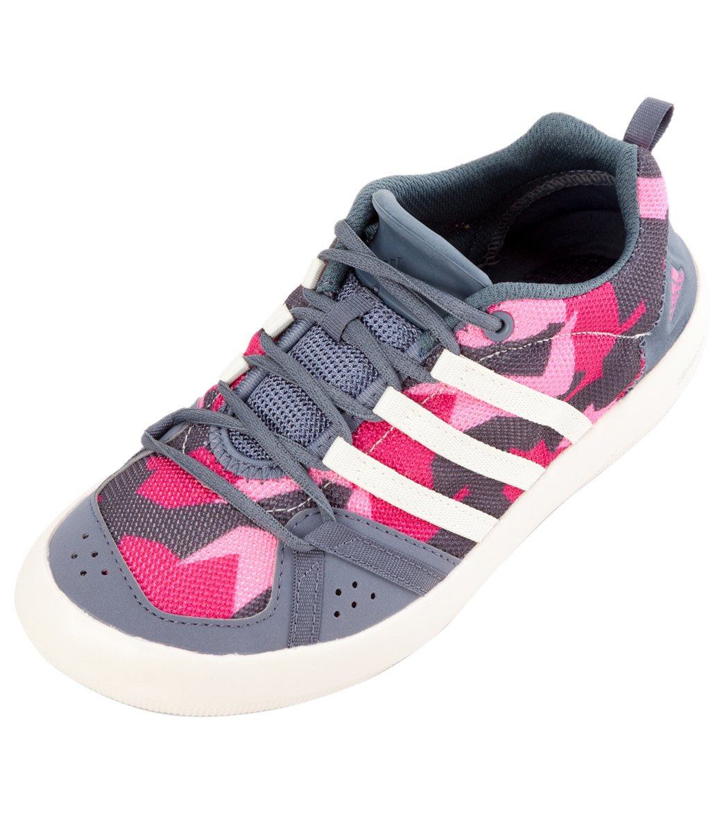 Climacool Adidas Kids' At Shoes Lace Boat K Water ORZWZ