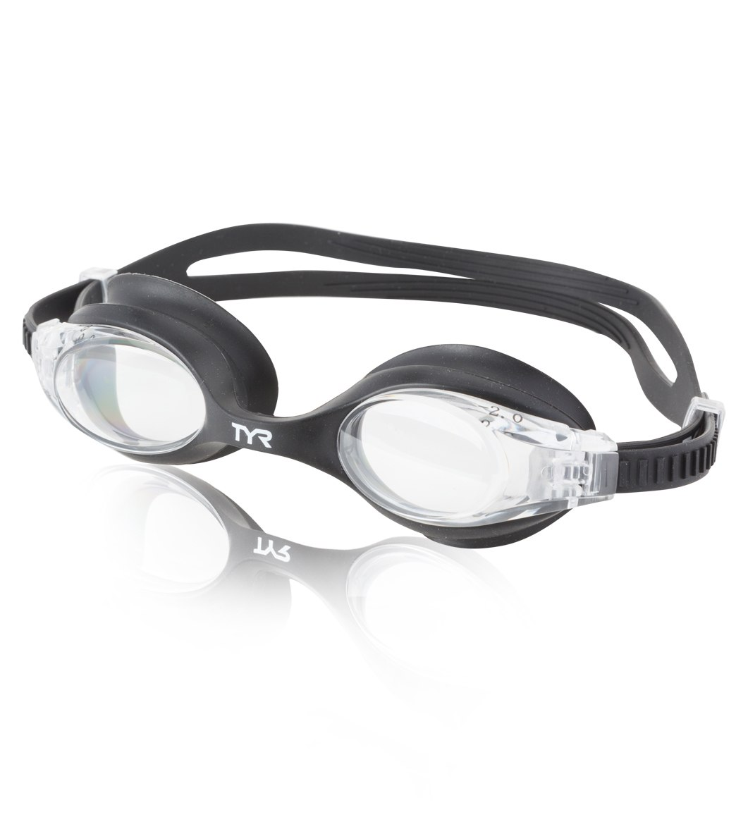 5119d50038 TYR Big Swimple Optical Active Goggle at SwimOutlet.com