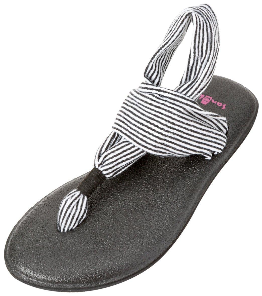 4e4d14d5c72b Sanuk Girls  Yoga Sling Sandal at SwimOutlet.com