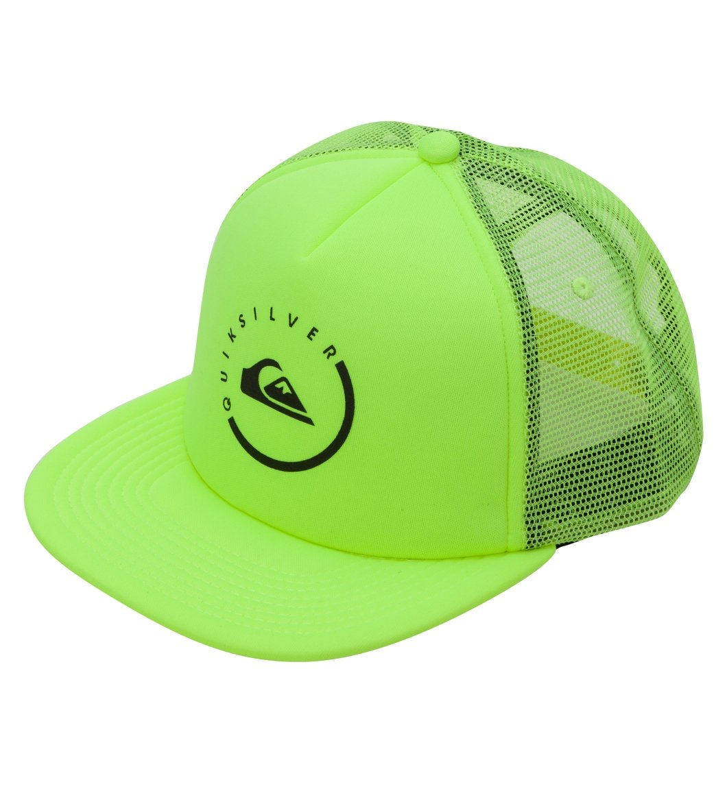 37a7f55b53b98 Quiksilver Men s Everyday Eclipse Trucker Hat at SwimOutlet.com