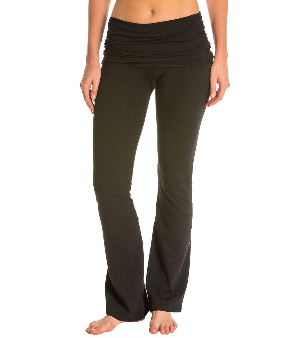 Jala Pranayama Cotton Yoga Pant At Yogaoutlet Free Shipping