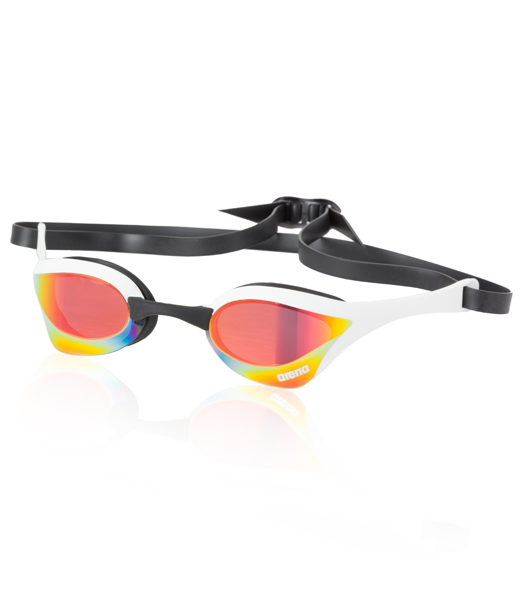 bf475c80531b Arena Cobra Ultra Mirror Goggle at SwimOutlet.com - Free Shipping