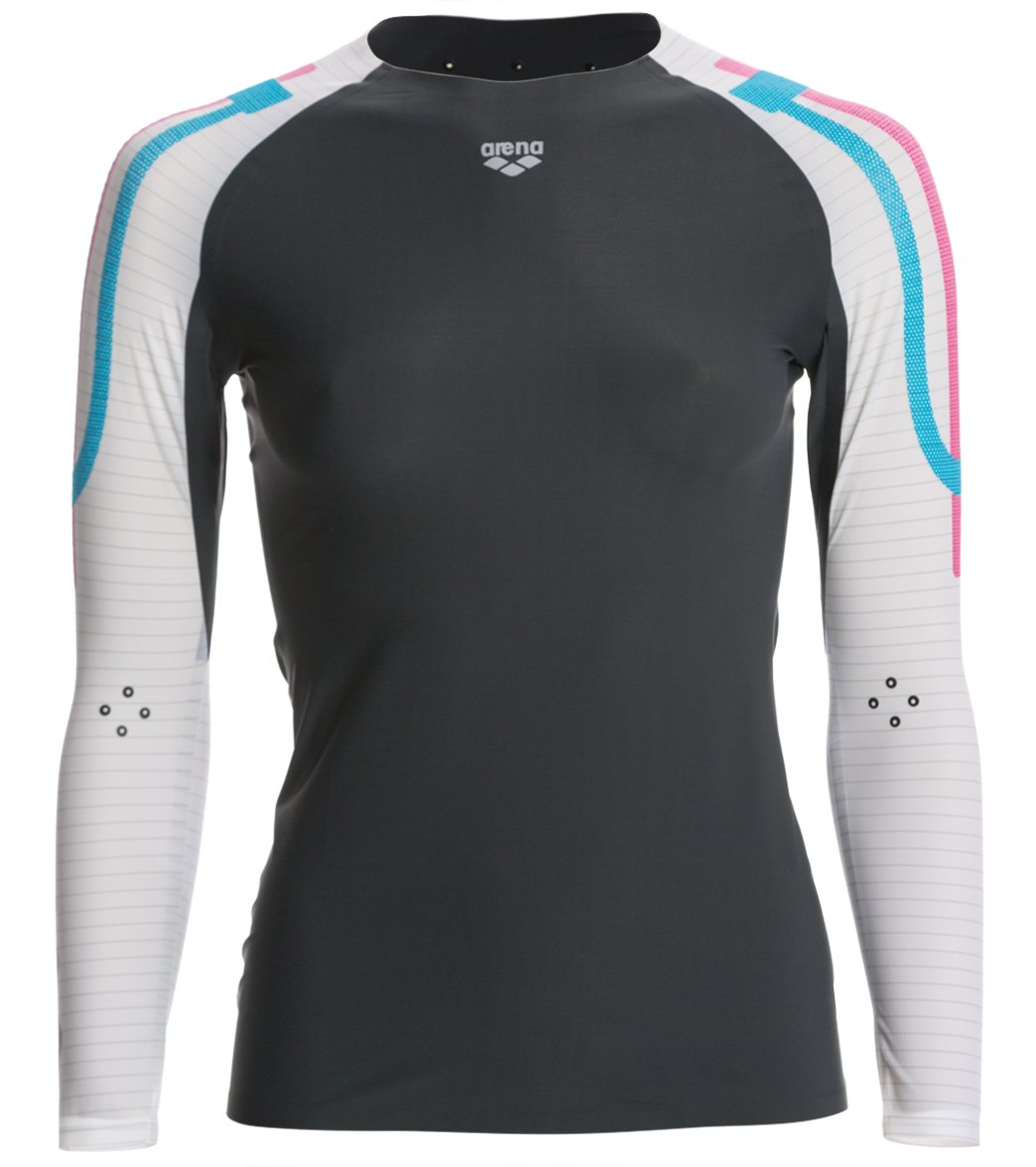 Men's Clothing Professional Sale Skins A200 Long Sleeve Compression Top Long Sleeve Shirt Fitness Sport Shirt Durable Service