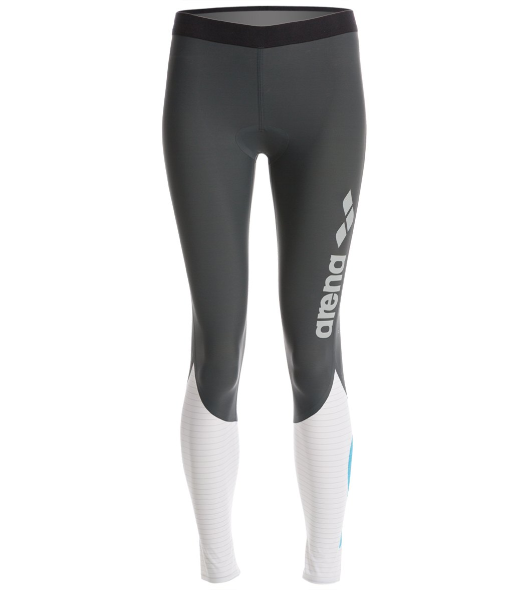 cc2ffb884 Arena Women's Carbon Compression Long Tight at SwimOutlet.com - Free  Shipping