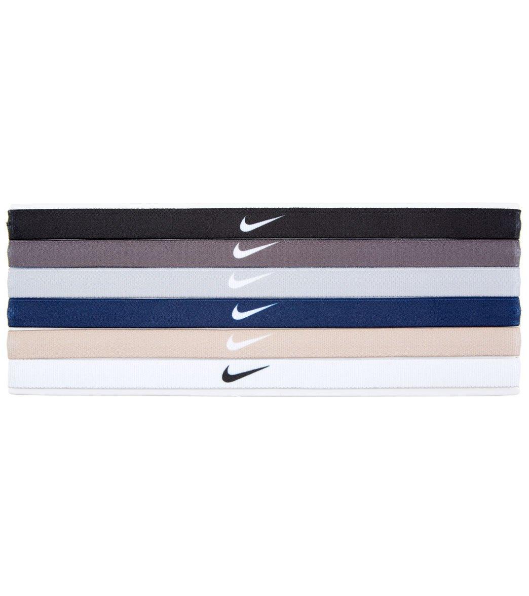Nike Printed Headbands Assorted (6 Pack) at SwimOutlet.com aeab3e878b1