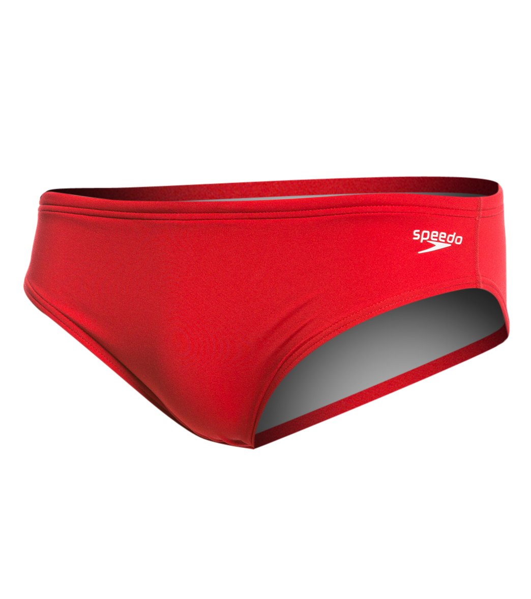c49ccd8f1be Speedo Men s The One Brief Swimsuit at SwimOutlet.com