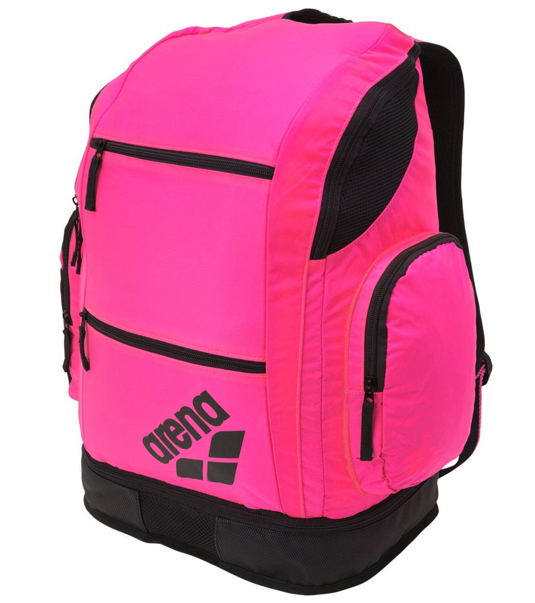 955ad8b04039 Arena Solid Spiky 2 Large Backpack at SwimOutlet.com - Free Shipping